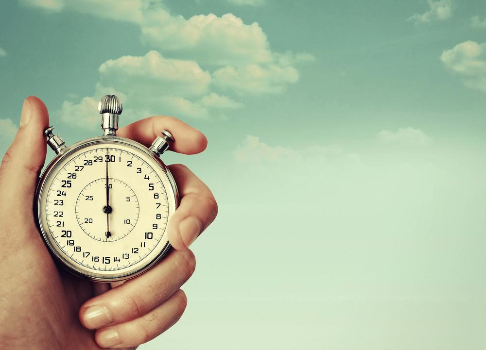 le temps et le rendement