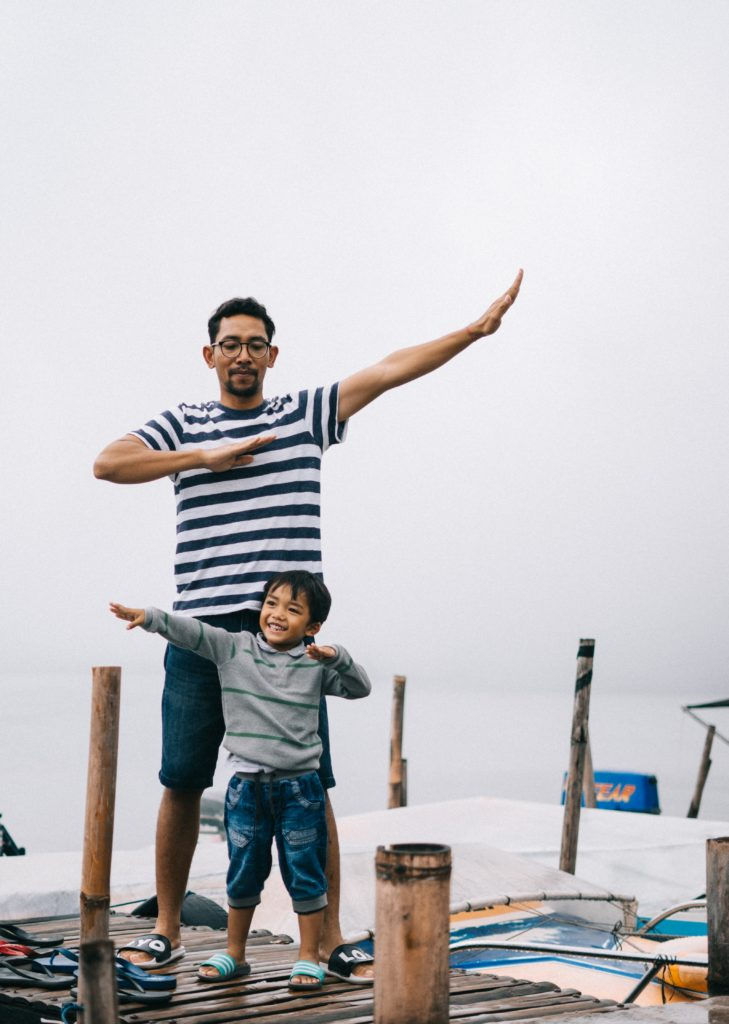 la discipline du parent