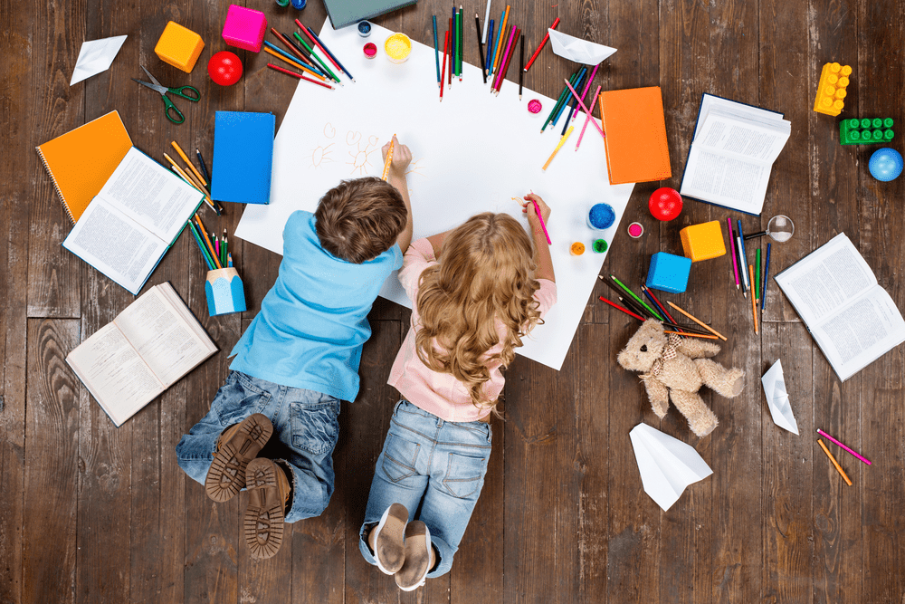 une éducation esthétique de nos enfants