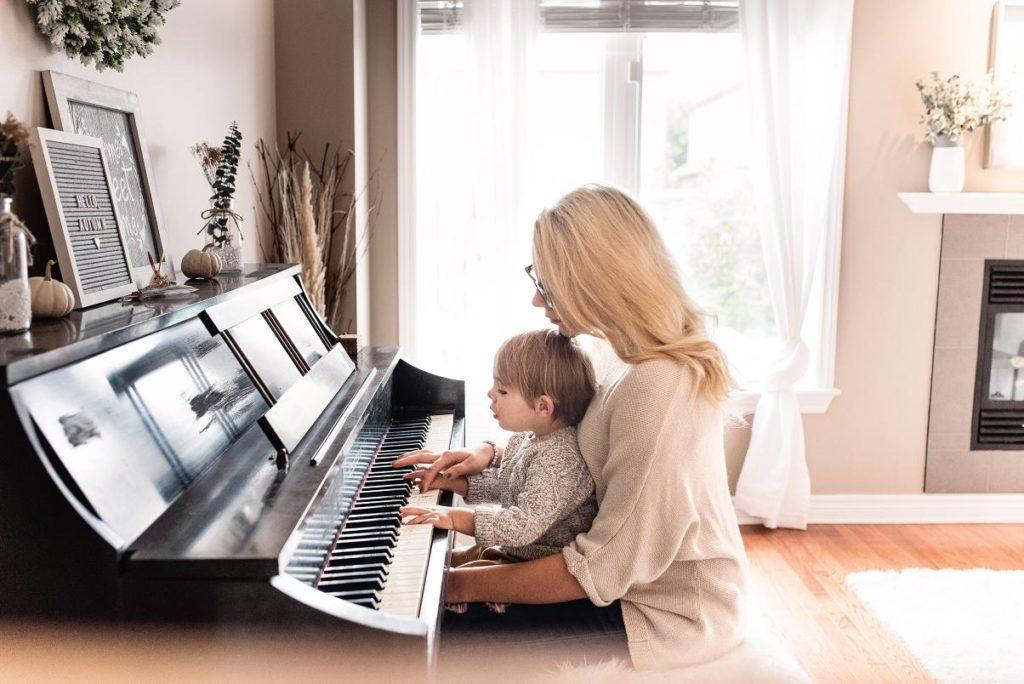 une éducation musicale institutrice