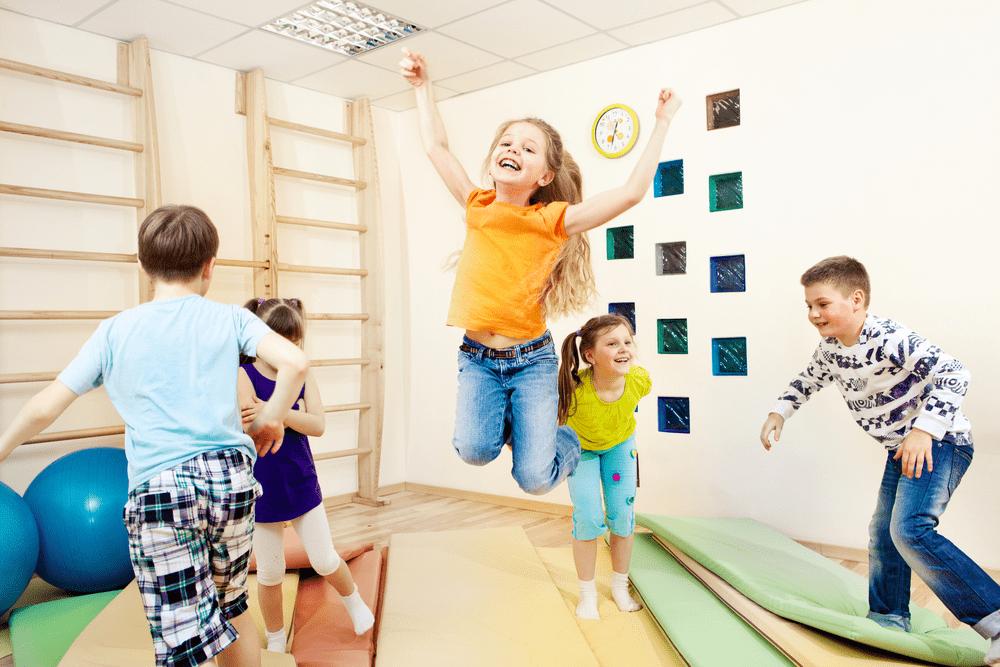 l'éducation physique et sportive à l'école