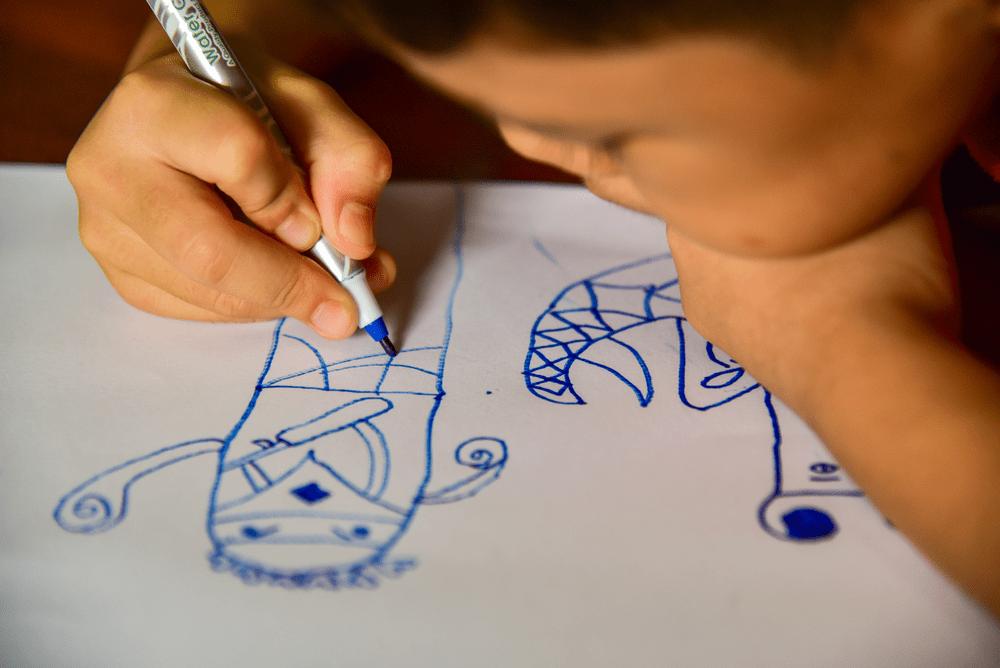 une éducation esthétique dessin