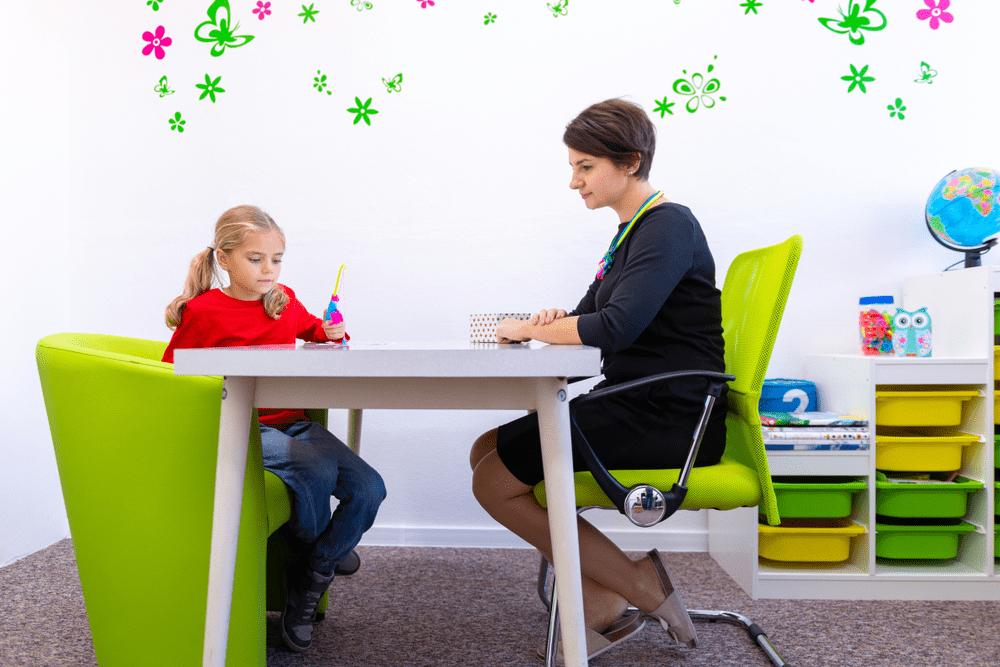 la difficulté cognitive de l'enfant
