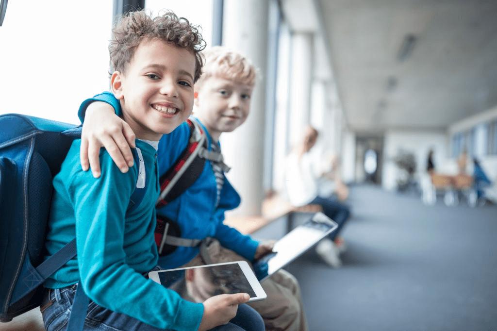 apprendre l'autonomie à l'école