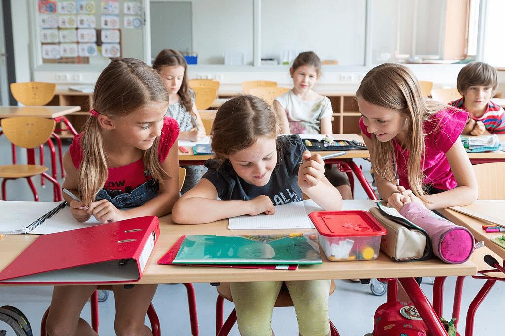 les rythmes d'apprentissage en classe