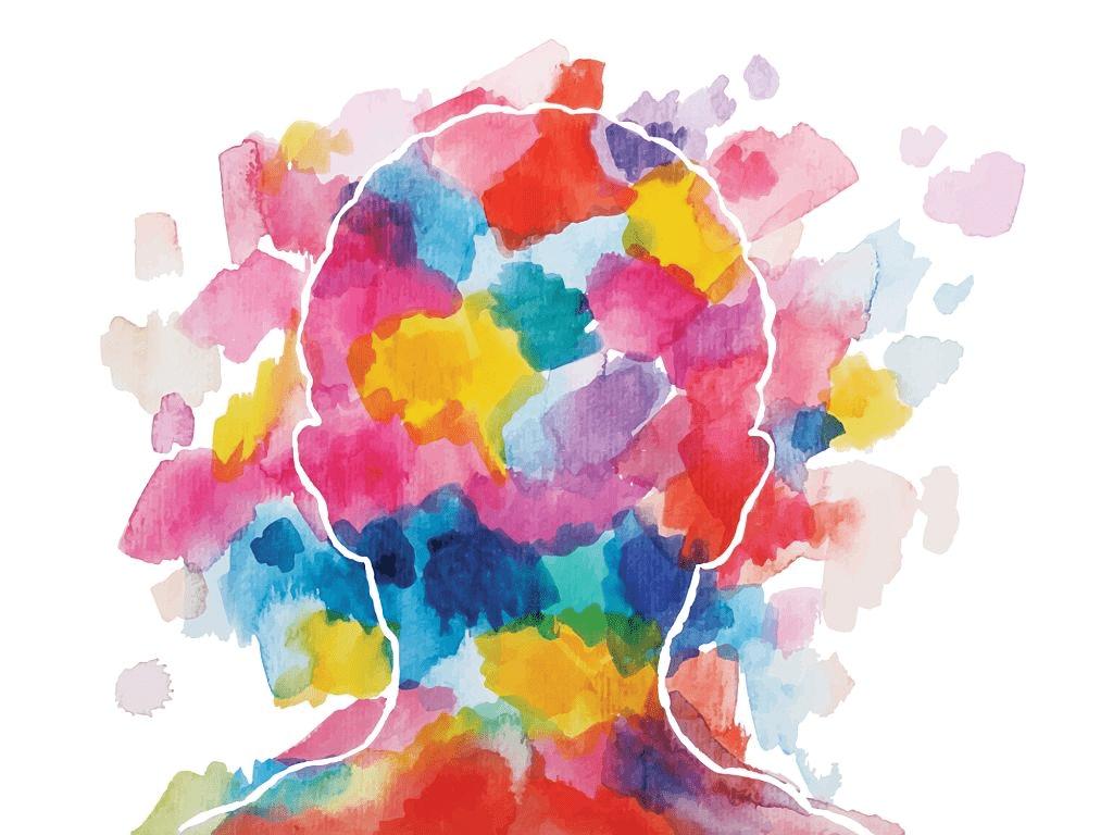 Images mentales en couleurs