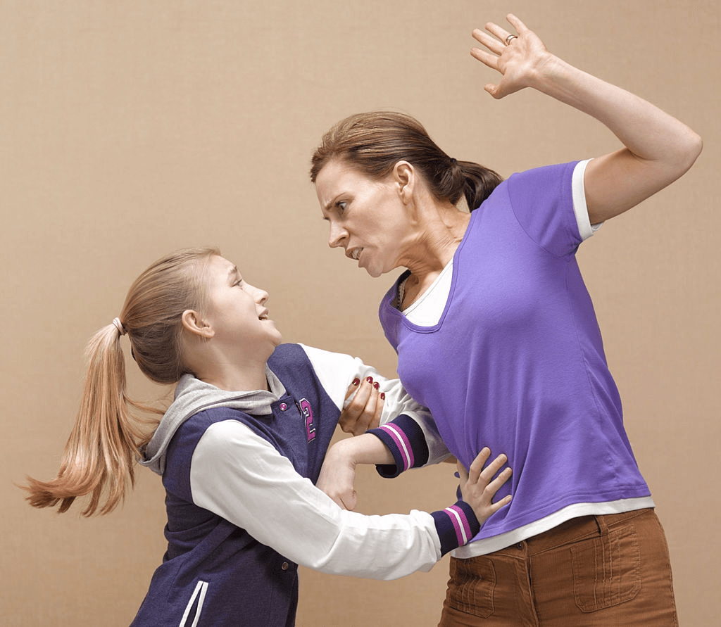 maltraité en milieu familial
