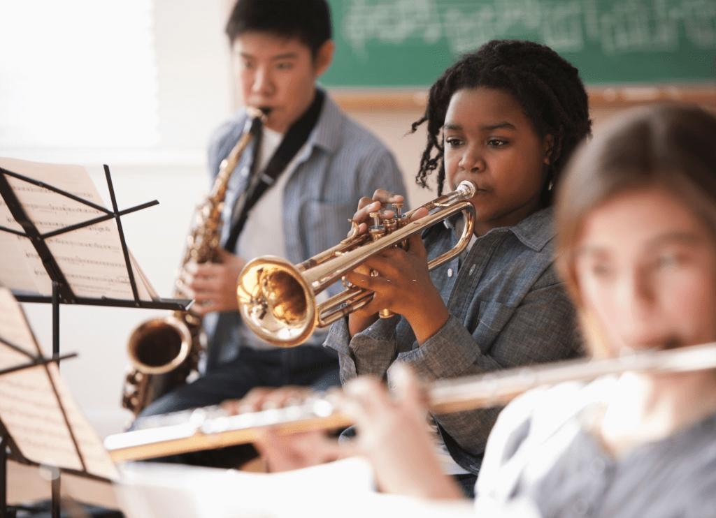 Compétences musicales