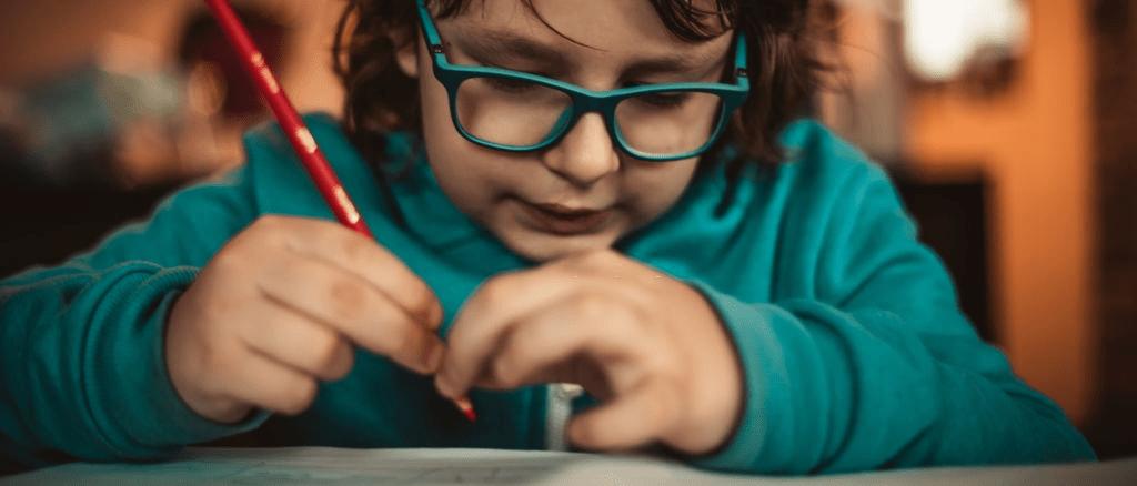 enfant dyslexique