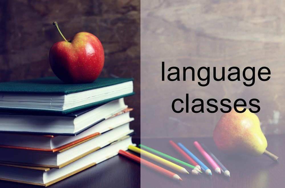 classe des langues