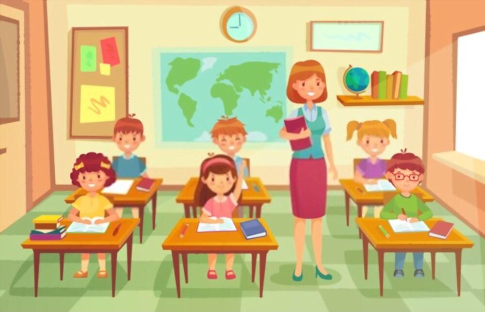 qualités enseignante