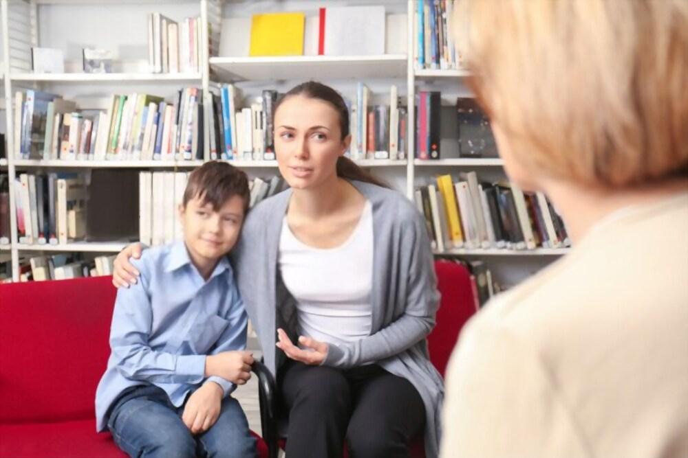 relation parents enfant