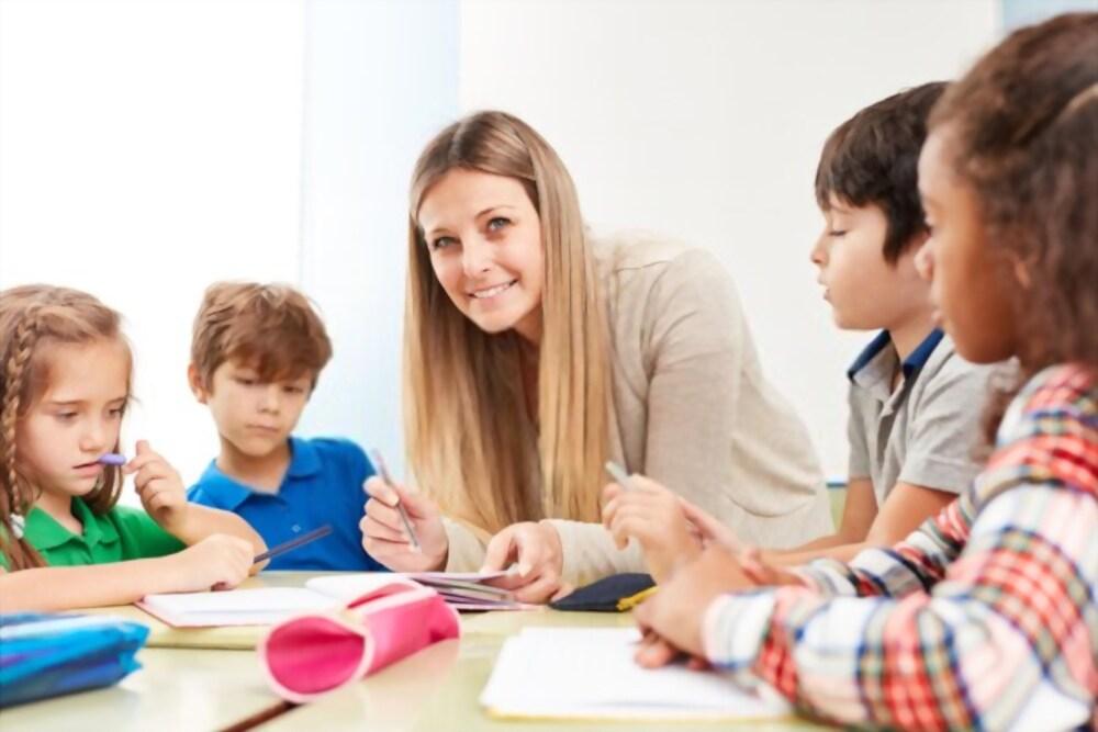 un appui pédagogique institutrice
