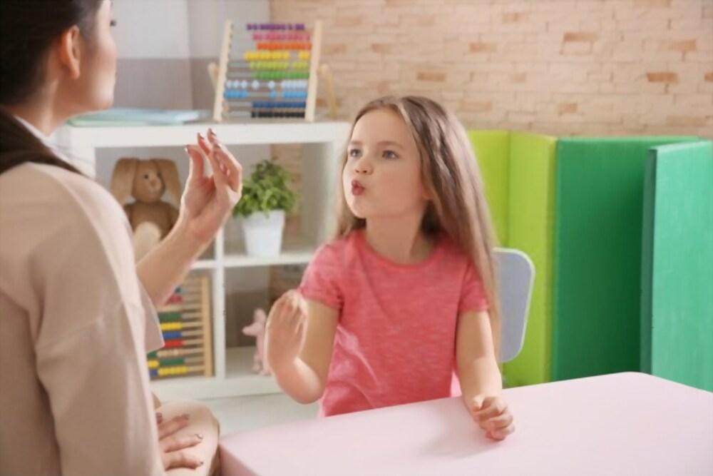 troubles de la parole enfants
