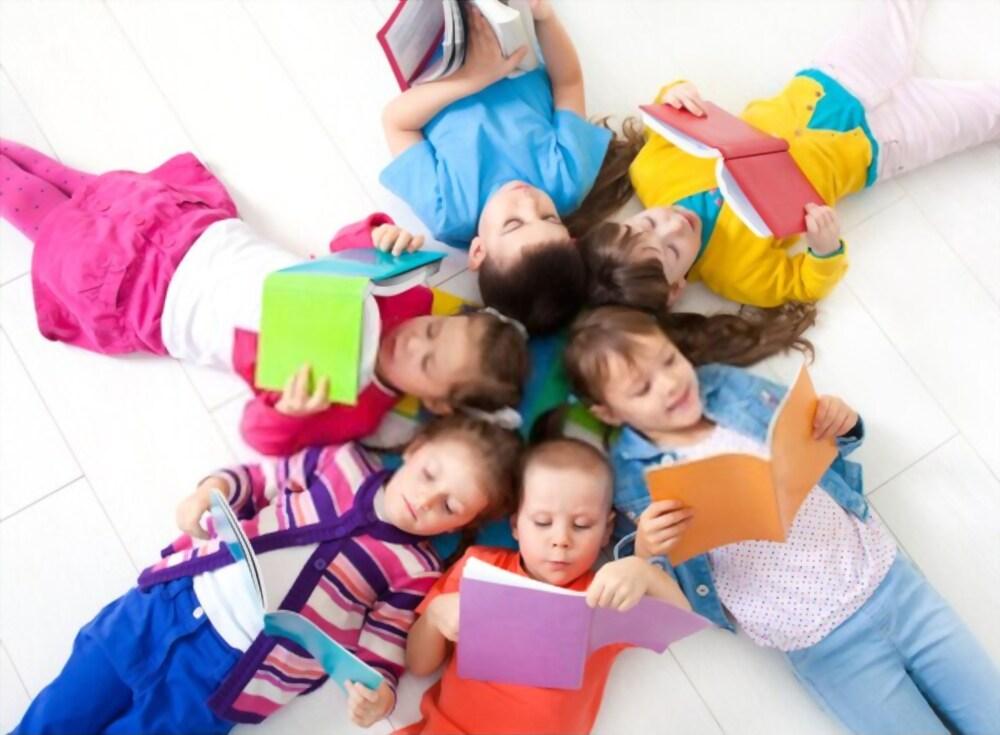 activité de lecture enfants