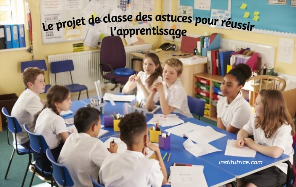 projet de classe cm