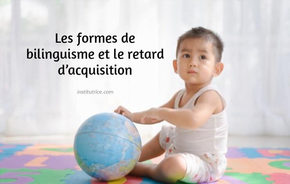 formes de bilinguisme