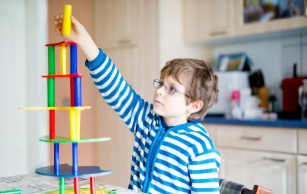 développement cognitif enfant