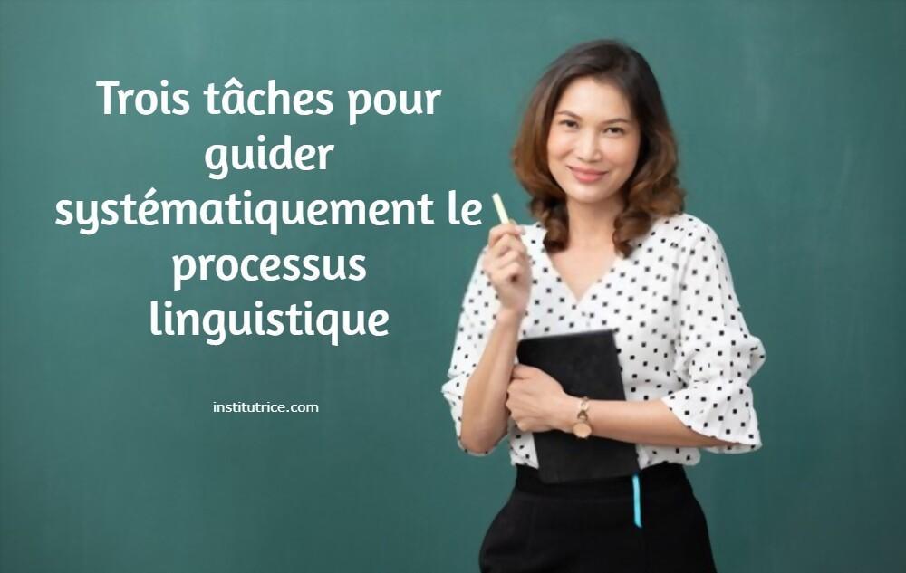 processus linguistique