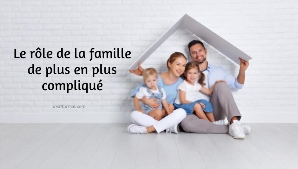 le rôle de la famille